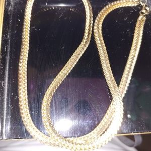COPY - Gold necklace
